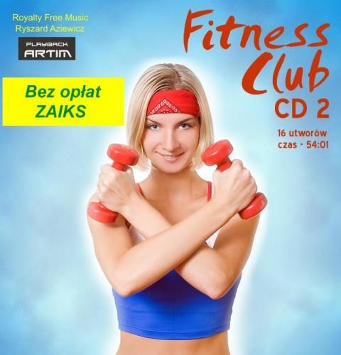 Fitness Club vol. 2 - Muzyka bez opłat ZAIKS